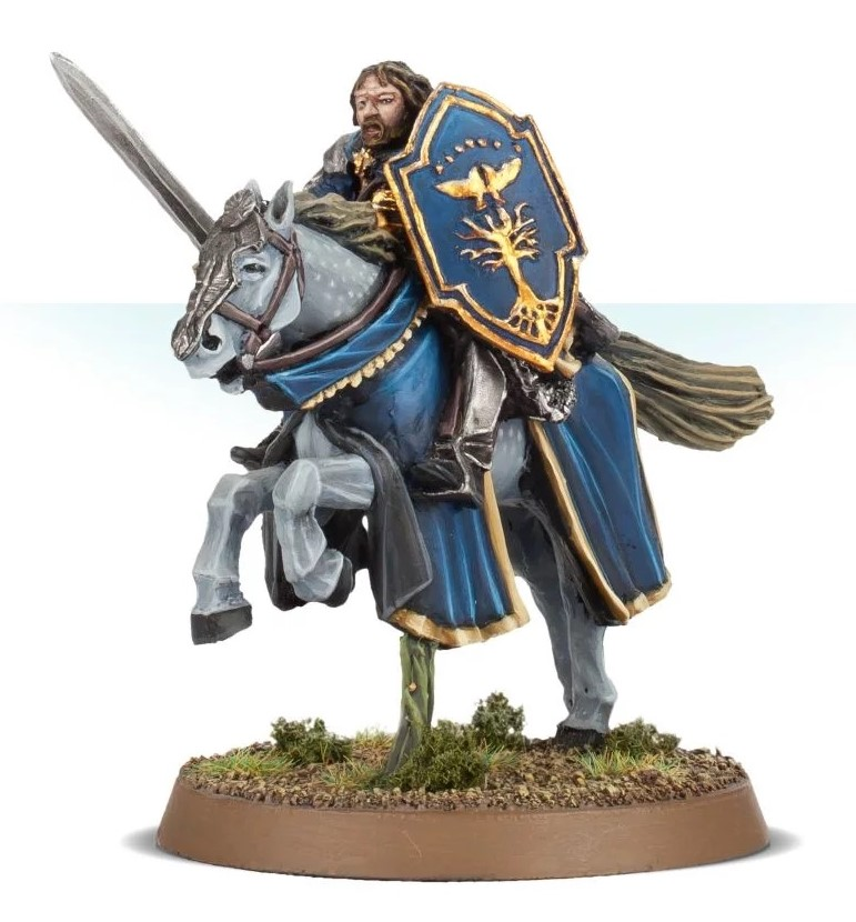 Faramir Mounted - Games Workshop