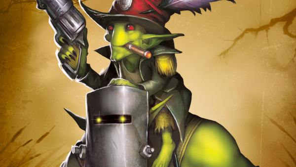 Malifaux's Georgy & Olaf Ask Who Runs Gremlin-Town?