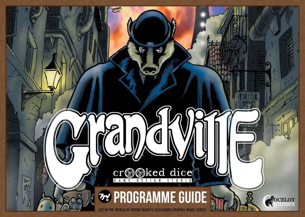 Grandville Program Guide - Crooked Dice