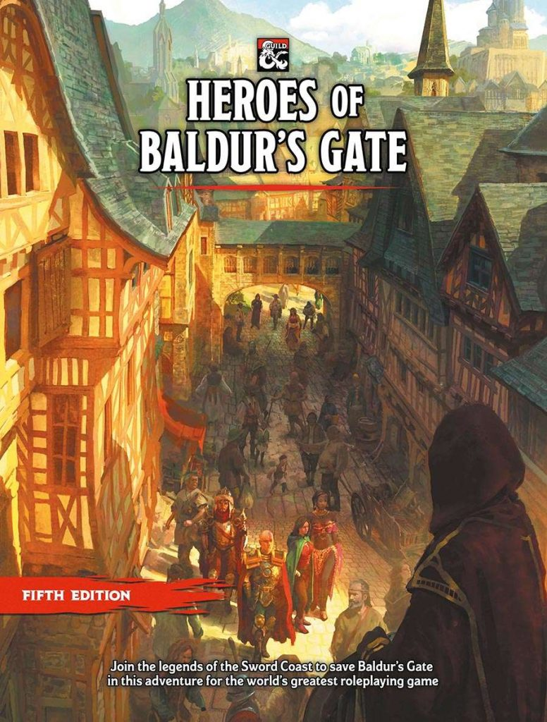 Heroes Of Baldurs Gate - DMs Guild