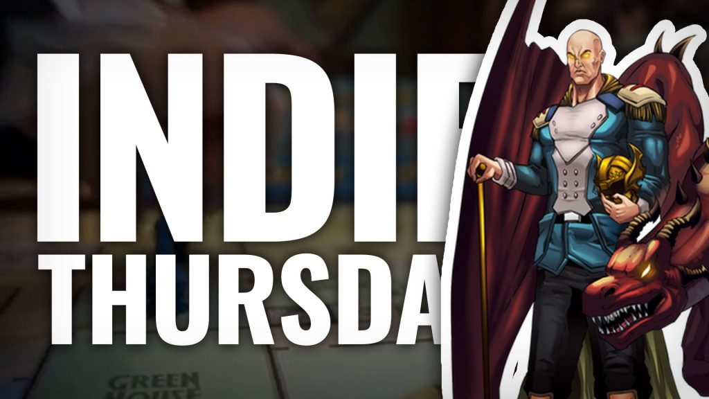 Indie Thursday: Cases, Creatures & Cheapass Games!