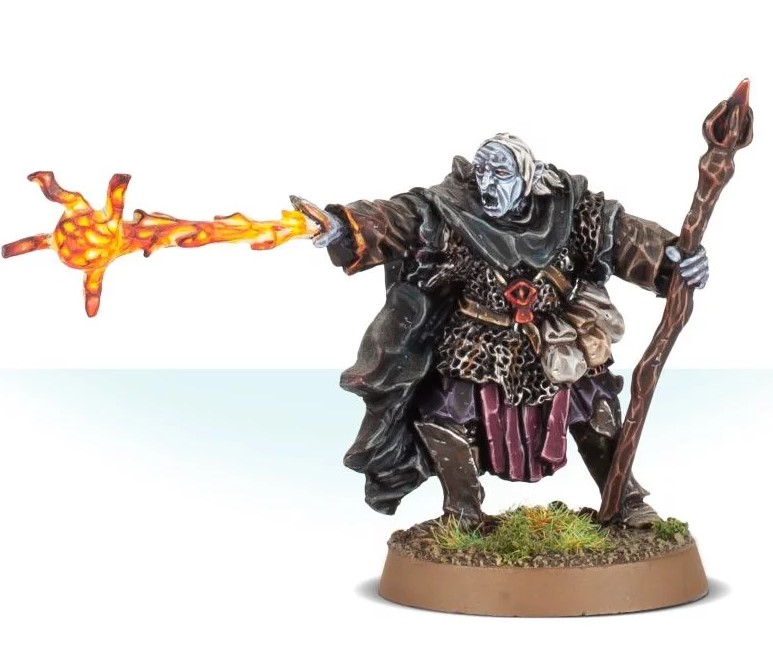 Kardush The Firekeeper - Games Workshop