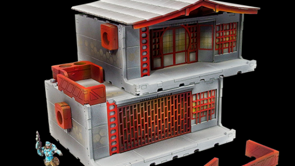 Micro Art Studio Head To The Market For Kokkyo 3 Infinity Terrain