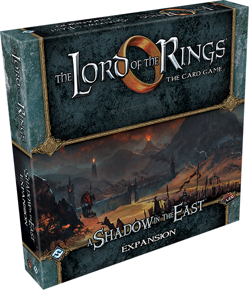 Lord Of The Rings LCG A Shadow In The East - FFG