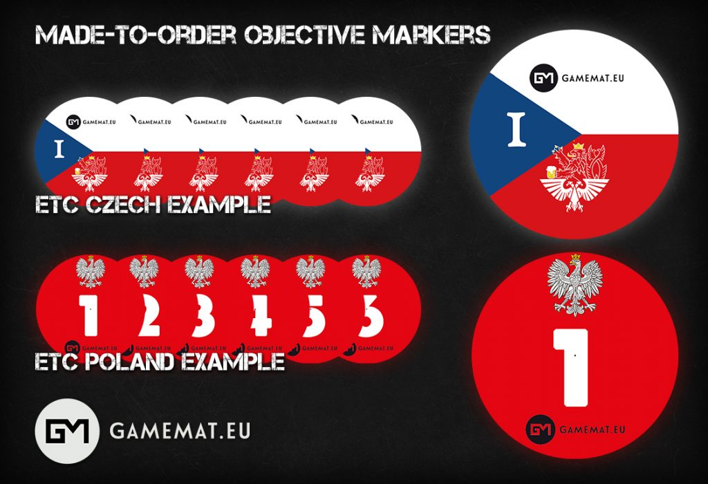 Made To Order Objectives - GameMatEu