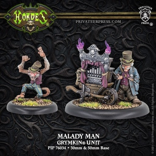 Malady Man - Privateer Press