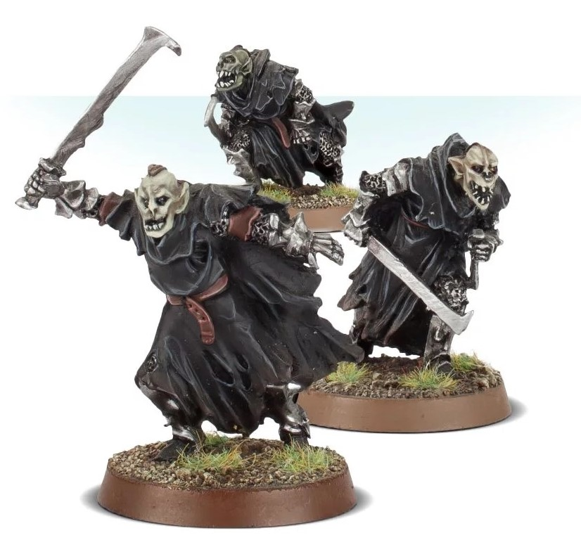 Morgul Stalkers - Games Workshop
