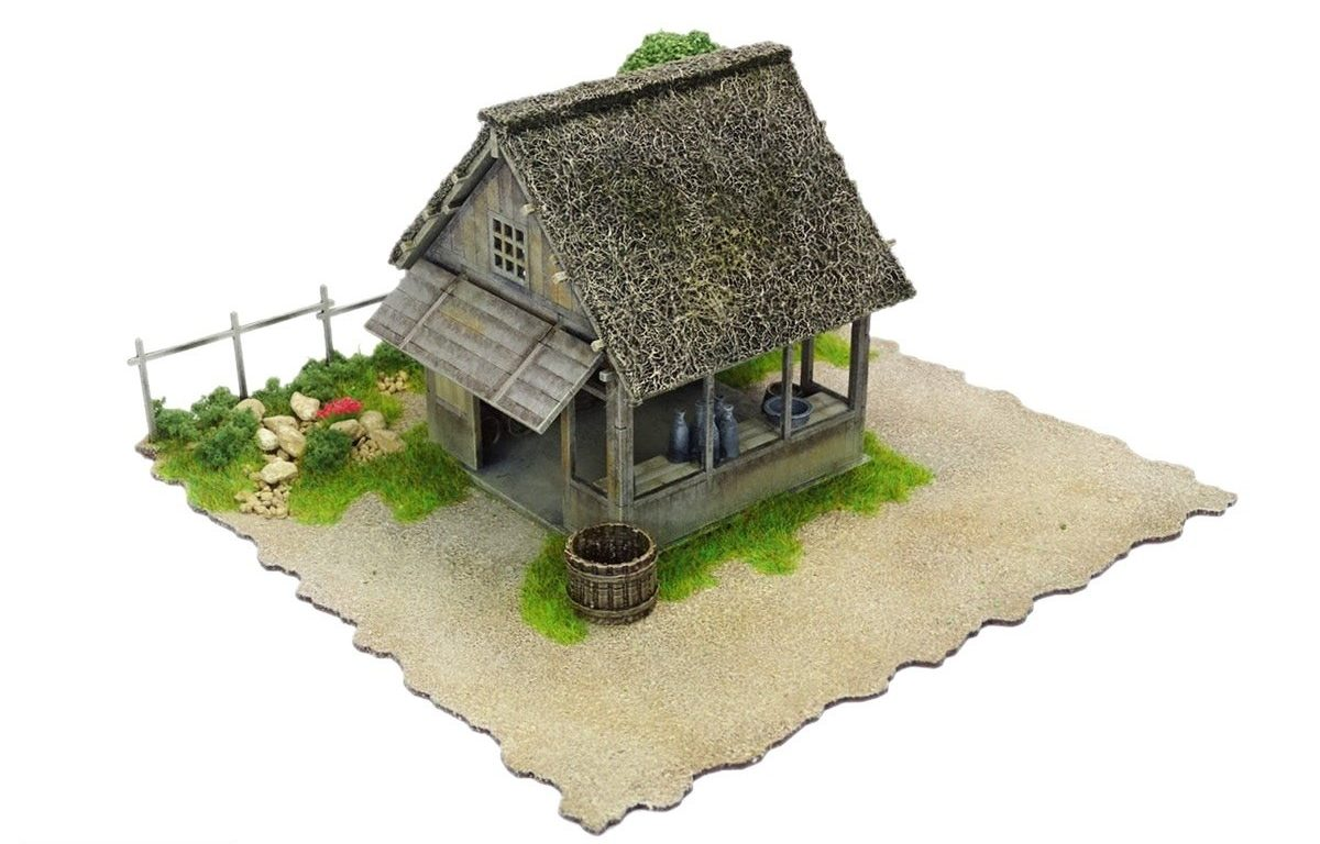 Mountain Village Workshop - Sarissa Precision