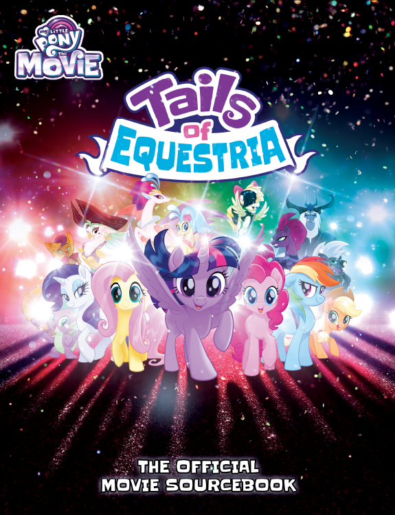 My Little Pony RPG Official Movie Sourcebook - River Horse