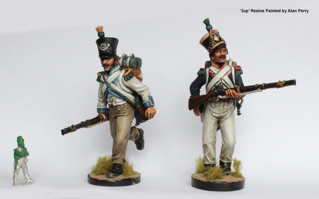 Napoleonic French Line Infantry #1 - Perry Miniatures
