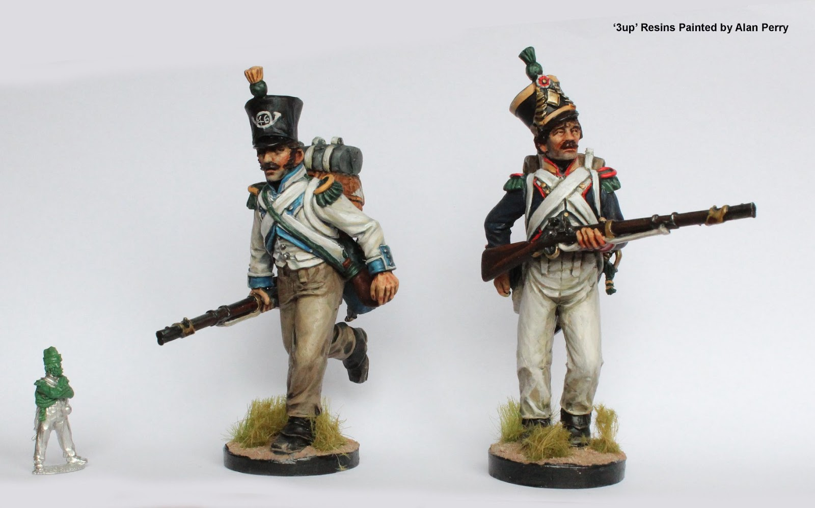 Perry Announce New Napoleonic French Line Infantry
