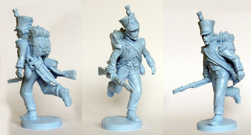 Napoleonic French Line Infantry #3 - Perry Miniatures