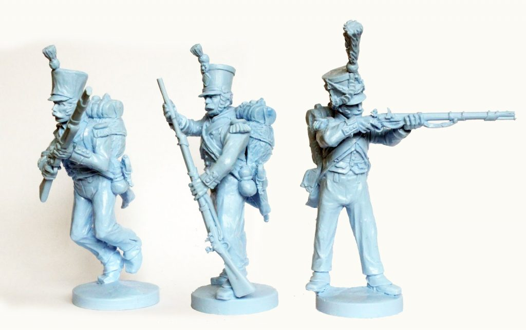 Napoleonic French Line Infantry #4 - Perry Miniatures