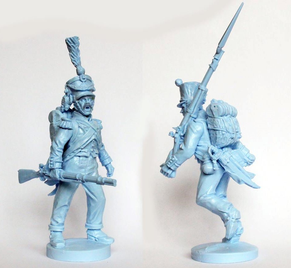 Napoleonic French Line Infantry #5 - Perry Miniatures