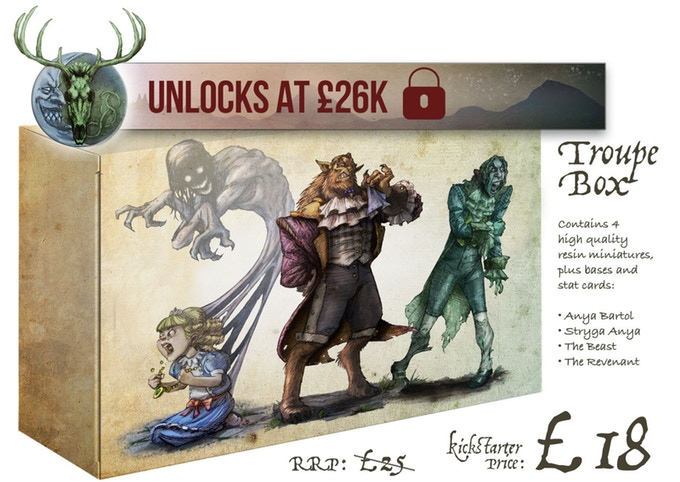 New Troupe Box - Goblin King Games