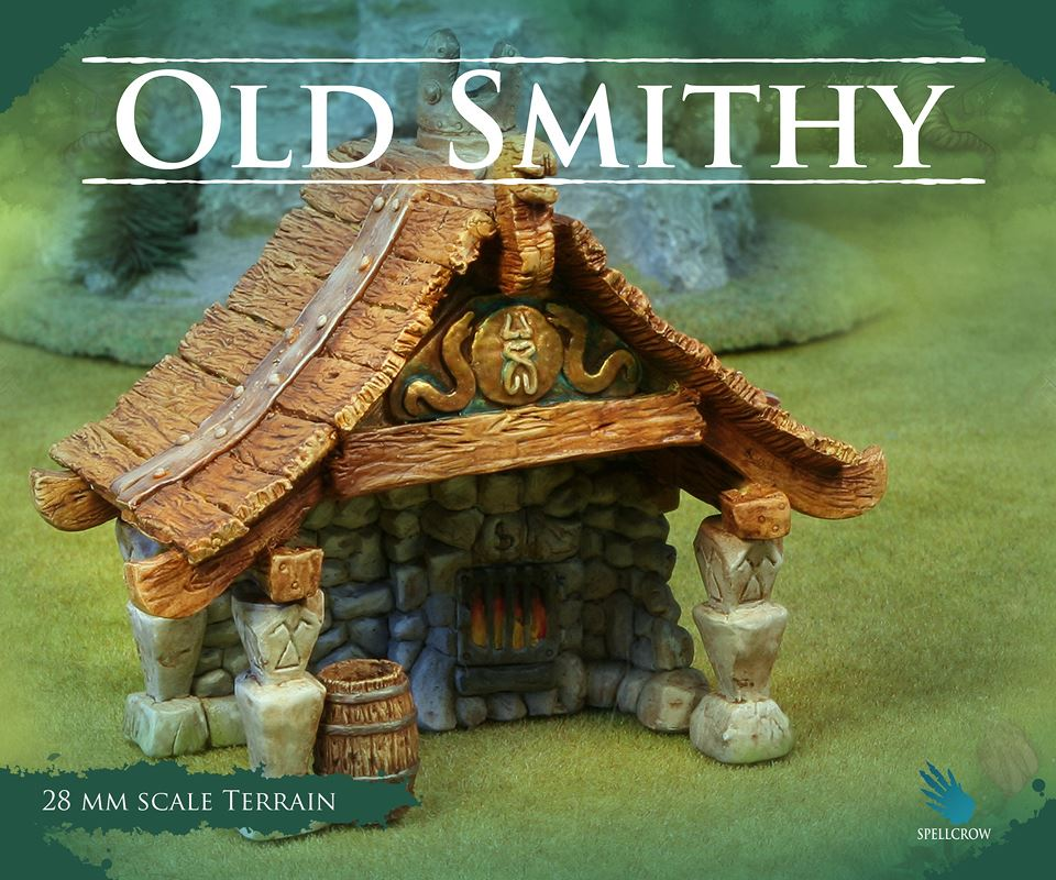 Old Smithy - Spellcrow