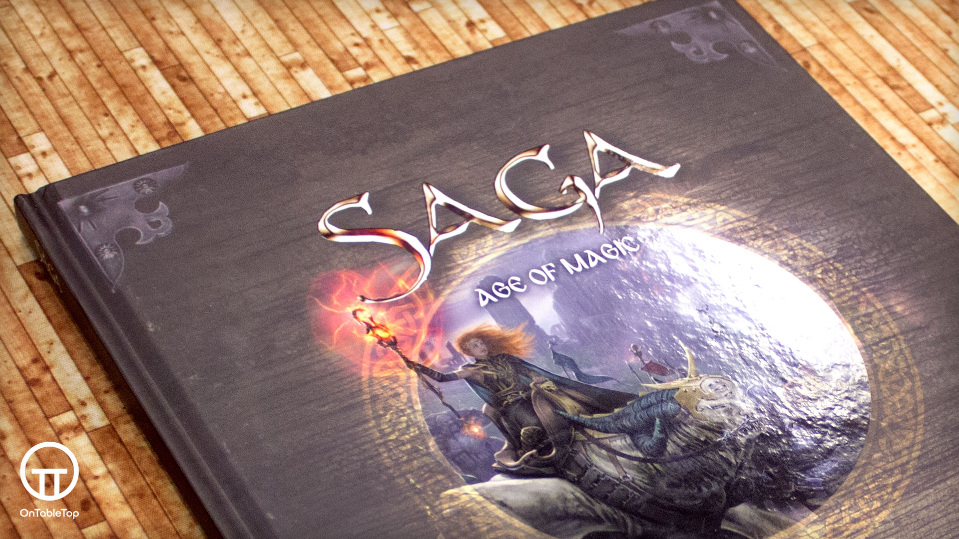 Quick Look: SAGA – Age Of Magic – OnTableTop – Home of Beasts of War