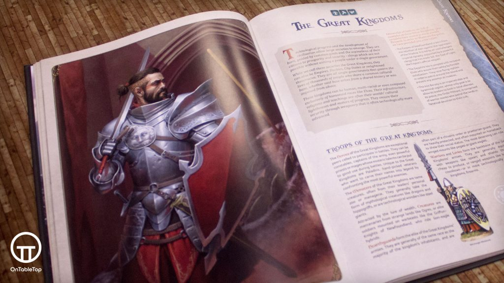 Quick Look: SAGA – Age Of Magic – OnTableTop – Home of