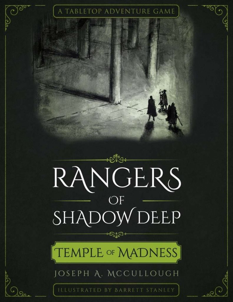 Rangers Of Shadow Deep Temple Of Madness