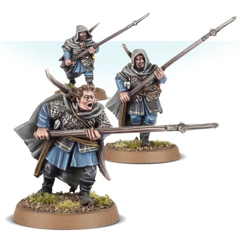Rangers Of The North - Games Workshop