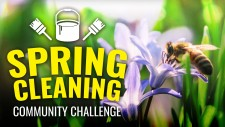 Get Involved: Spring Cleaning Hobby Challenge!