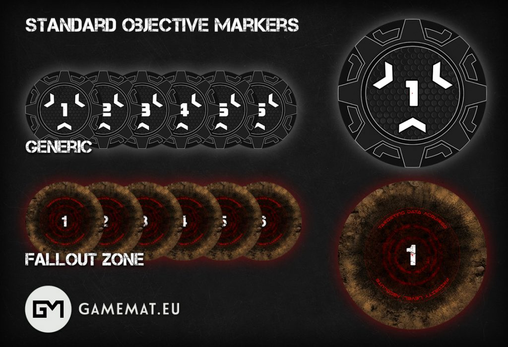 Standard Objectives - GameMatEu