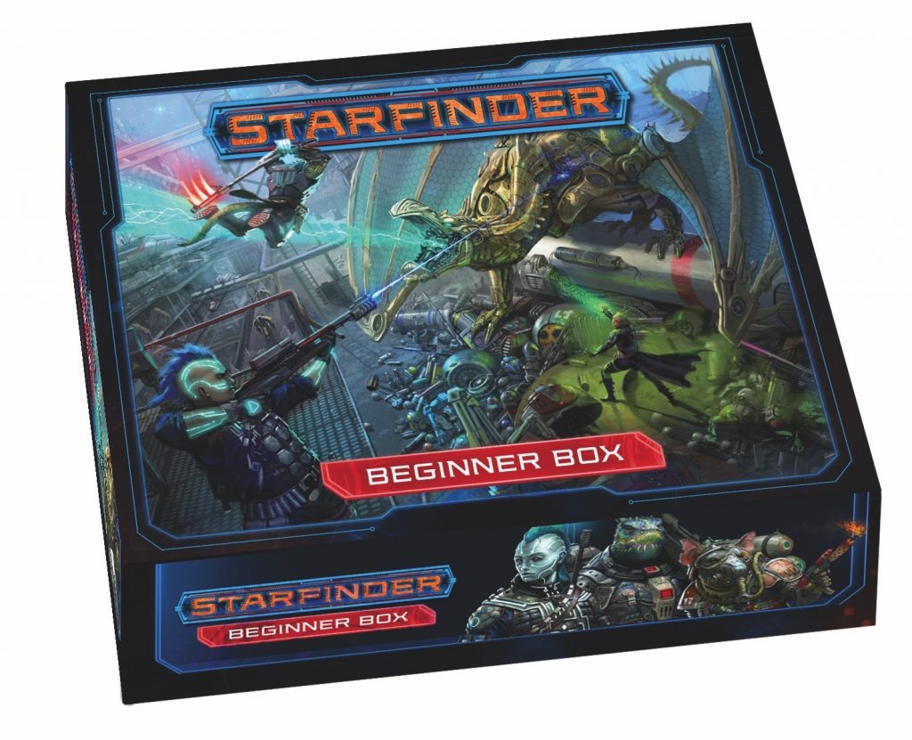 Starfinder Beginner Box - Paizo