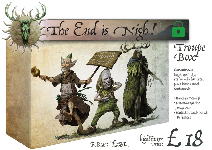 The End Is Night - Goblin King Games