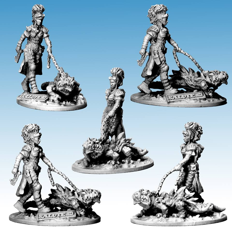 The Last Woman Standing (Alt) - Salute 2019