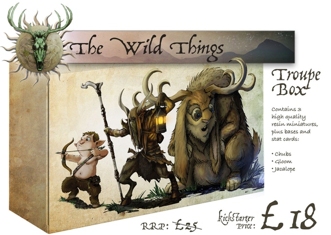 The Wild Things Are - Goblin King Games