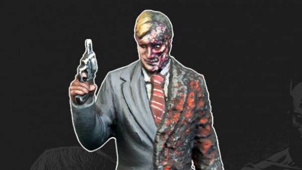 Knight Models Reveal The Two Sides Of Harvey Dent