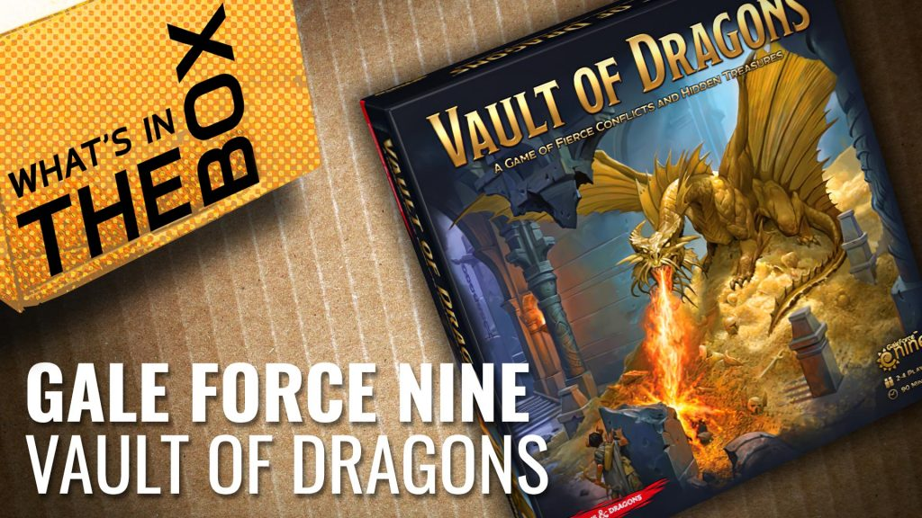 Unboxing: Dungeons & Dragons - Vault Of Dragons