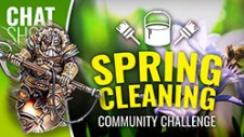 Weekender: Make The Old New; Spring Clean Hobby Challenge Announced!