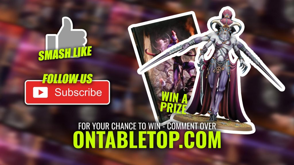 Weekender: New Sci-Fi Game Breachstorm & WIN New Slaanesh Goodies!