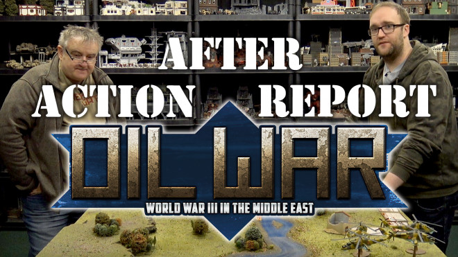 After Action Report: Oil War