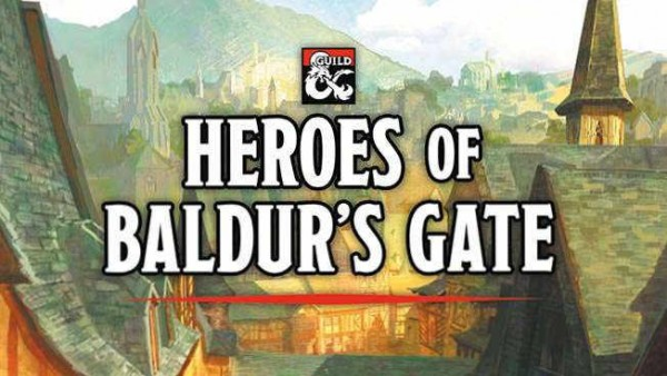 Arcanum Worlds Invite You To Become Heroes Of Baldur's Gate