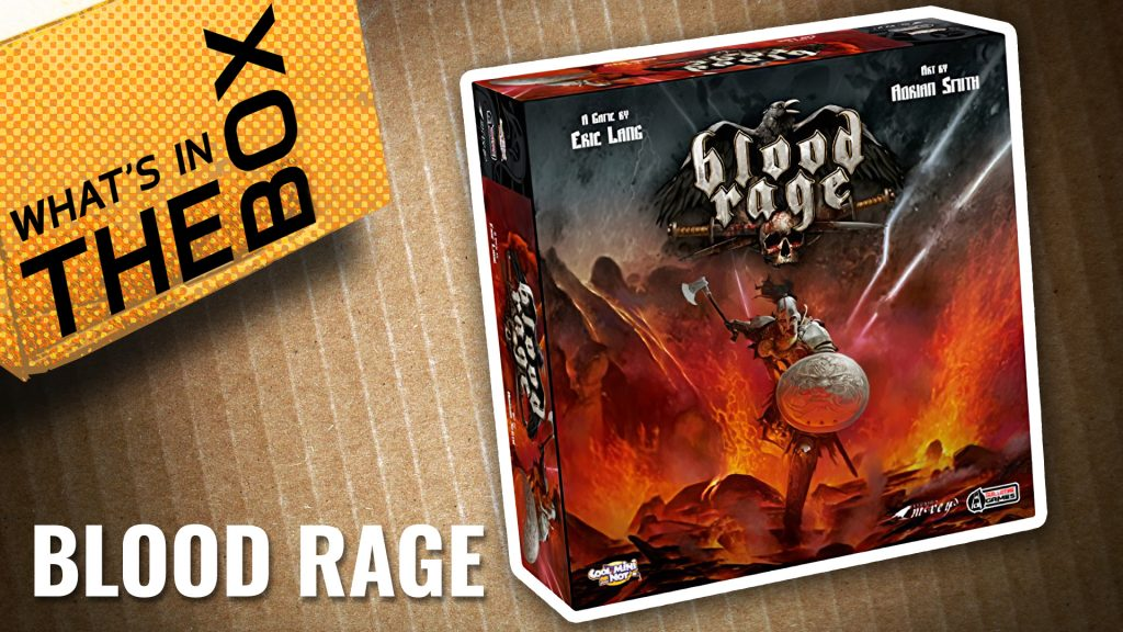 Unboxing: Blood Rage