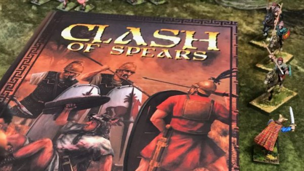 The Wargame Spot Introduces New Game Clash Of Spears