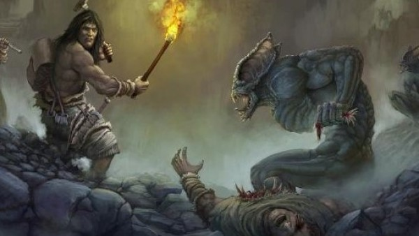 Battle Bountiful Beasts In Conan: Horrors Of The Hyborian Age