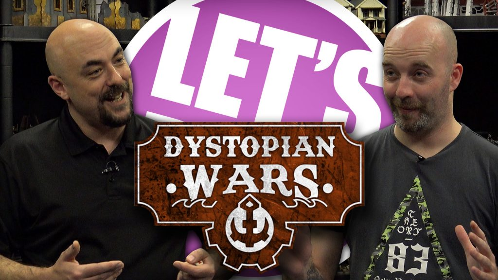 Let's Play: Dystopian Wars