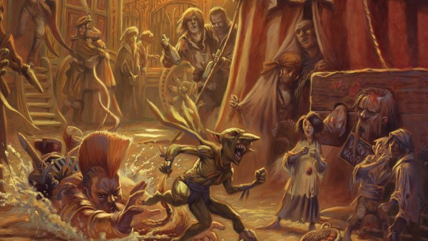 Cubicle 7 Face The Enemy Within For Warhammer Fantasy Role-Play