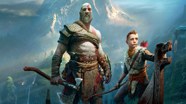 Halt Ragnarok With CMON's God Of War: The Card Game