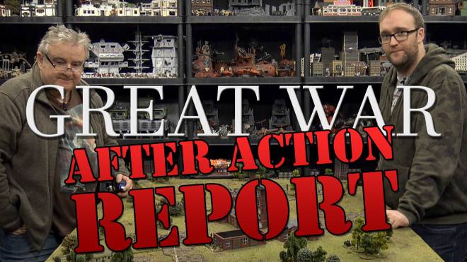 After Action Report: Great War