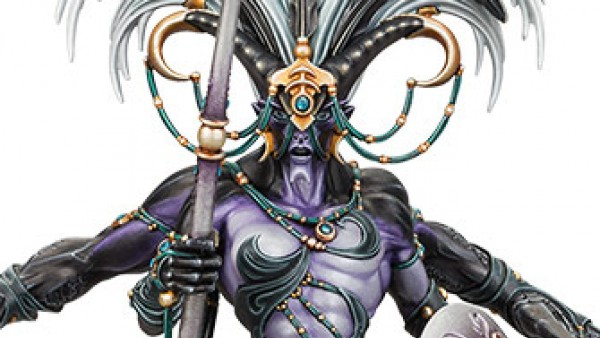 Slaanesh Makes A Return This Weekend For Age Of Sigmar
