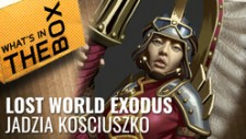 Lost World Exodus Unboxing: Jadzia Kosciuszko