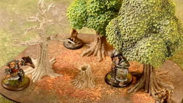 Monster Fight Club Bring Pre-Painted Terrain To Kickstarter