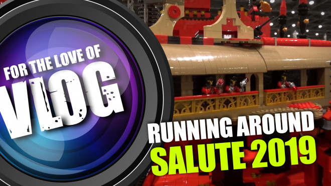 VLOG: Salute 2019 Friday Run Around