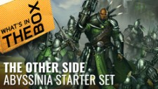 The Other Side Unboxing: Abyssinia Starter Set