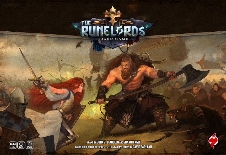 Andrew Girdwood Of Geek NatiVE Introduces Runelords