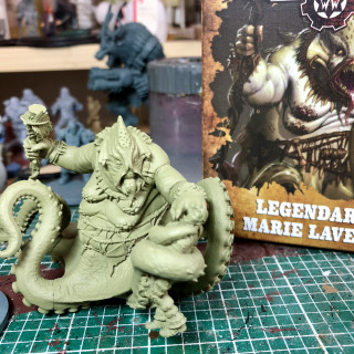 The Queen of Gribbly, Legendary Marie Levau
